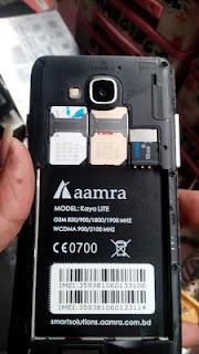 Download Aamra Kaya Lite Flash File firmware Without Password Free By jonaki Telecom
