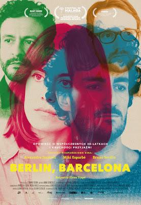 Berlin, Barcelona (2018)