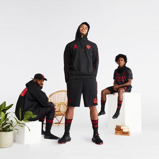Arsenal Adidas x 424 Capsule