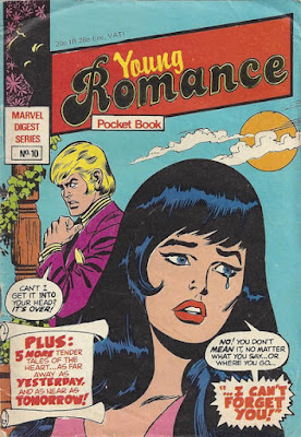 Young Romance pocket book #10