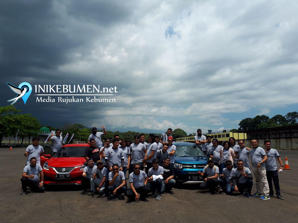 Suzuki Ajak Jurnalis Konsisten Kampanyekan Safety Driving