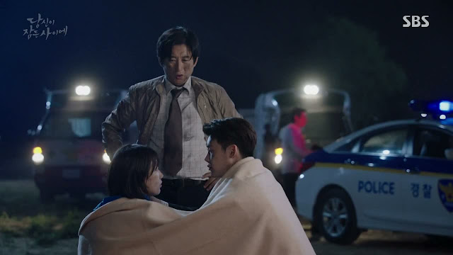 While You Were Sleeping Episode 27-28 Subtitle Indonesia