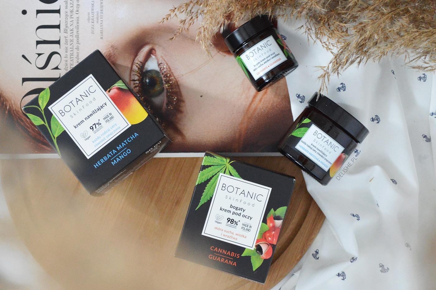 zakupy kosmetyczne blog botanic skinfood natura
