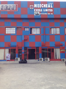 ALL THE ELITES IN LAGOS NOW PATRONIZE MEECHEAL EXCELS AUTO CARE CENTRE