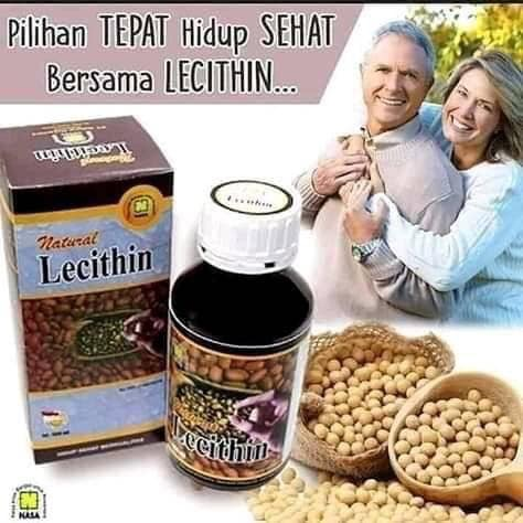 Obat Herbal LECITHIN NASA