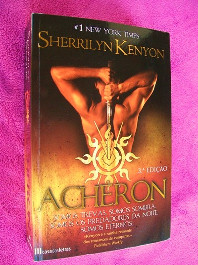 Acheron - Sherrilyn Kenyon (Dark Hunter - Livro 23)