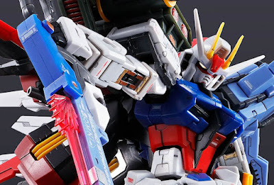 RG 1/144 Perfect Strike Gundam (Re-Issue) Official Images