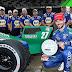 Com pista molhada, Rossi garante a pole para a corrida 2 em Detroit