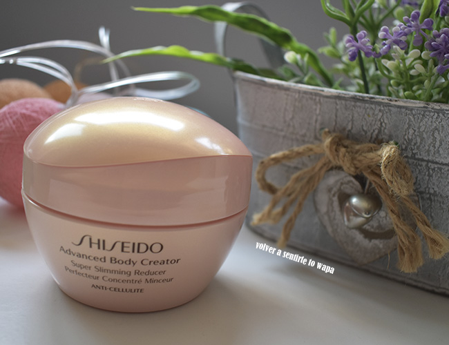 Shiseido Advanced Body Creator