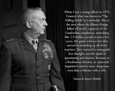 James Mattis Best Inspiring Quotes