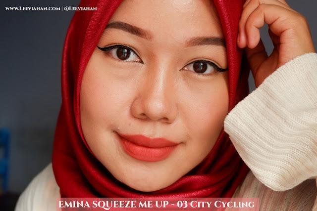 EMINA SQUEEZE ME UP 03 City Cycling