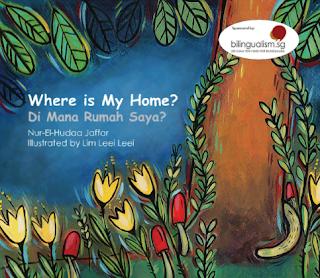 Truyện Tranh Singapore - Nhà Tôi Ở Đâu? - Where Is My Home (Song Ngữ Việt - Anh) ebook PDF EPUB AWZ3 PRC MOBI