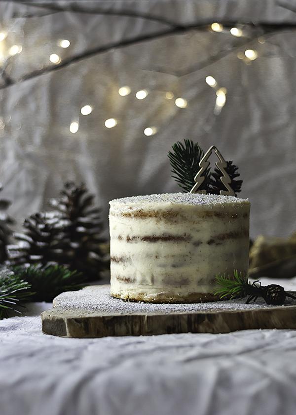 Naked Cake de Lemon Curd - TuvesyyoHago