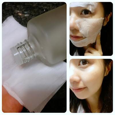 神仙水 - 護膚品用法