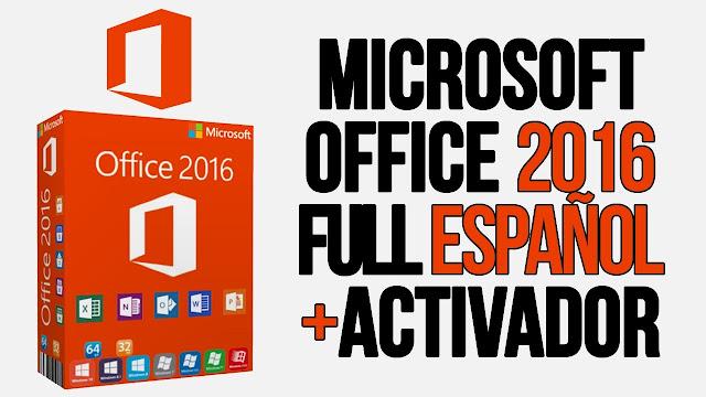 descargar microsoft office 2016 full espanol mega