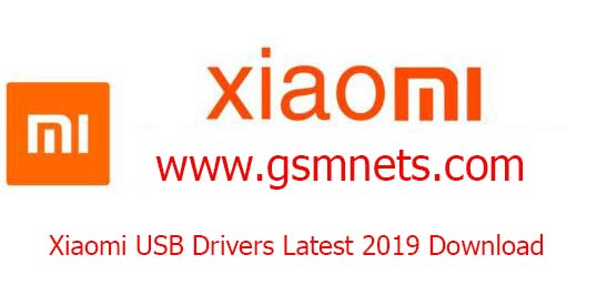 Download Xiaomi USB Drivers Latest 2019