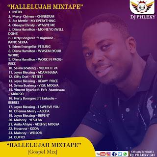 DJ Phlexy – Hallelujah Mixtape (Gospel Mix)