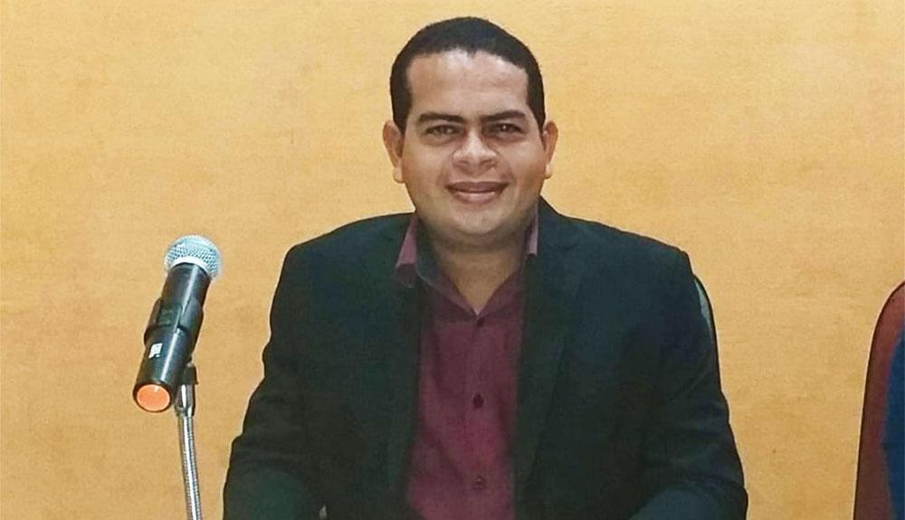 Vereador de Davinópolis Renuncia Cargo Edilton Gomes Presidente da Camara