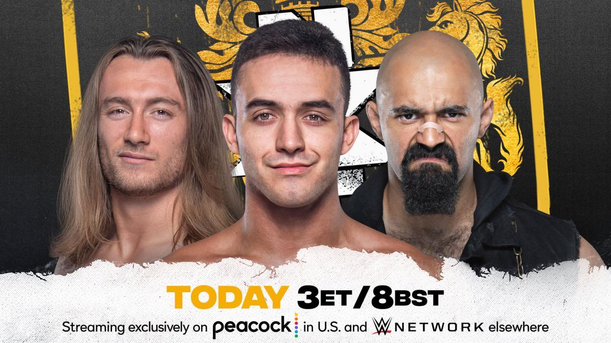 Cobertura: WWE NXT UK (23/09/2021) – O próximo da fila!