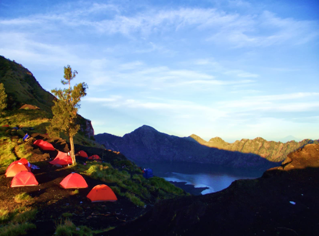 Mountains in Indonesia with the Most Beautiful Panorama