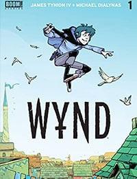 Wynd Comic