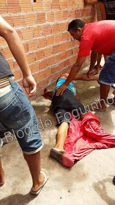 Homem é morto a tiros em Chapadinha, motivo seria 25 reais