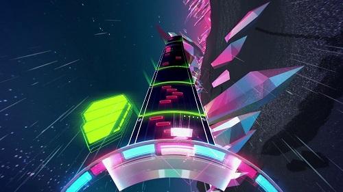 Spin Rhythm XD Gameplay