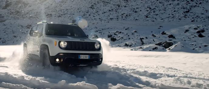 Canzone Jeep Renegade pubblicità con canzone 4x4 (Foba Foba) - Musica spot Gennaio 2017