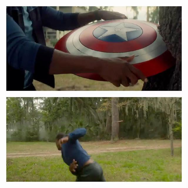 Marvel Disney+ Big Game Spot trailer- Falcon