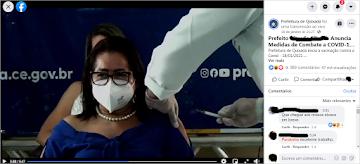 Seringa vazia: Vacinação encenada para propaganda de incentivar o público ceder seus corpos...aqui está a prova!