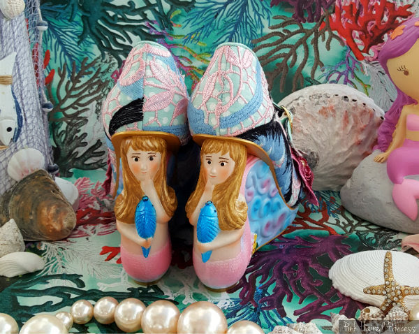 Irregular Choice mermaid shoes