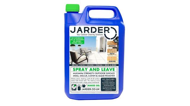 Jarder Patio Cleaner