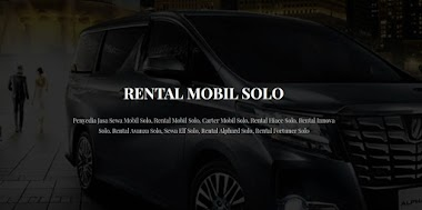 0811 2735 022 ~ Sewa Mobil Solo ~ Rental Mobil Solo