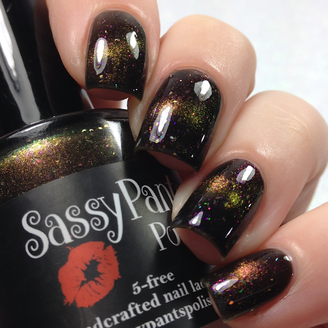 Sassy Pants Polish-Goddess of Witchcraft