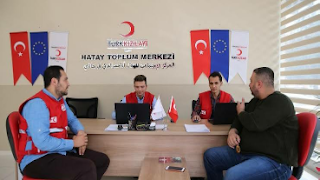 الهلال الأحمر التركي يطرح برنامج لتعليم اللغة التركية للسوريين مجاناً