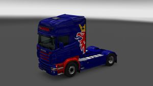 Scania RJL Exclusive Griffin Skin