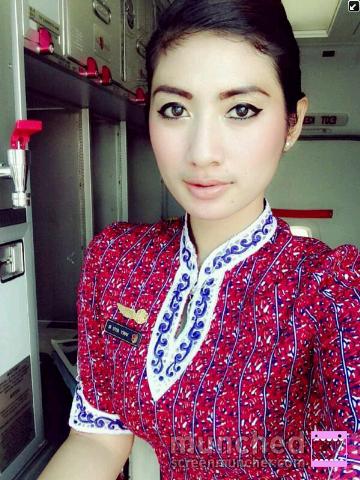 aku putri: Cantiknya wanita indonesia dalam balutan