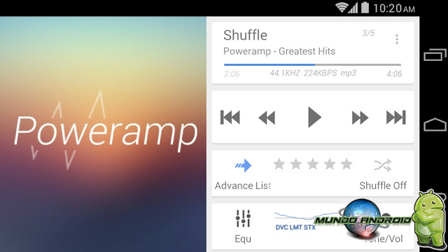 App Poweramp Full Version