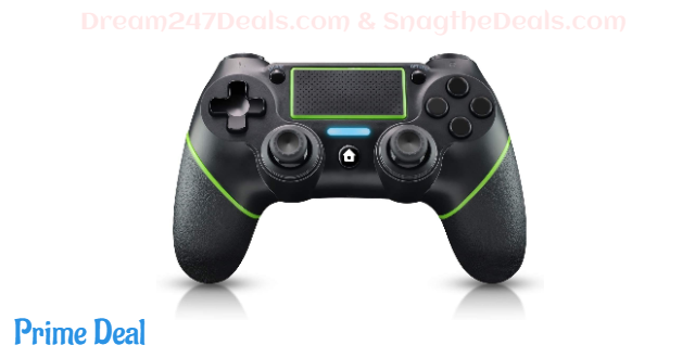 50% Off  Diswoe Wireless Controller Bluetooth Gamepad for Playstaion 4