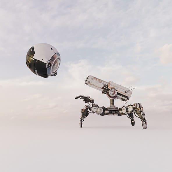المستقبل للرّوبوتات (ثورة الذكاء الإصطناعي إذ تتعلّم الروبوتات من بعضها البعض)