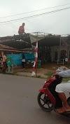 Belum Membayar Sewa,Tenda Relawan Covid 19 diBongkar,Pemerintah Kecamatan Pedamaran Tutup Mata