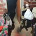 Polícia Militar doa cestas básicas a famílias carentes em Piatã