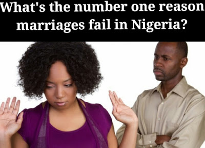 current divorce rate in nigeria