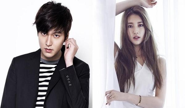 Lee Min Ho danSuzy