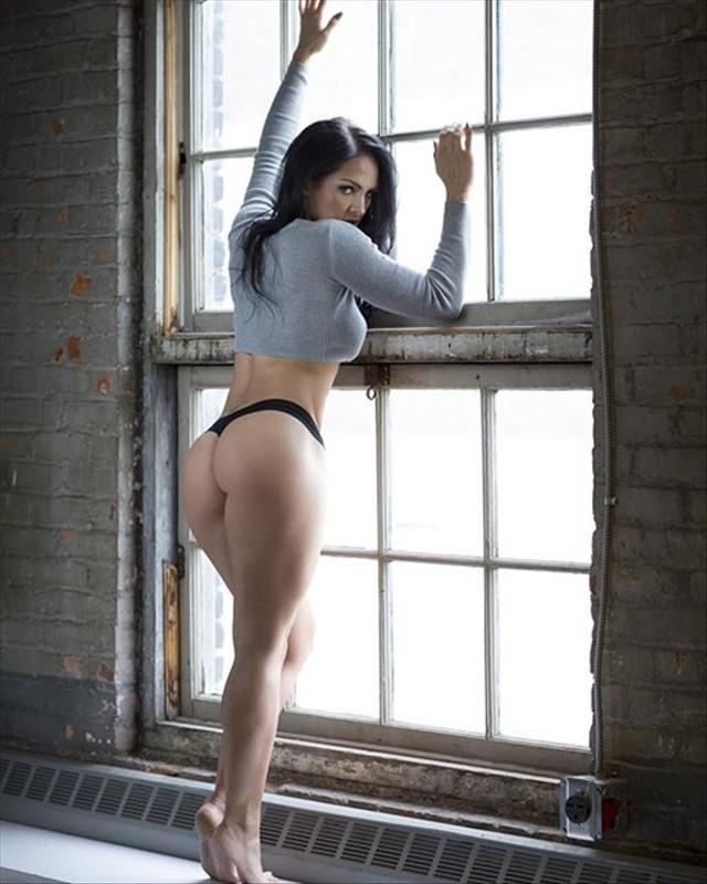 Fitness Model Tasha Star