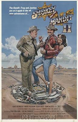 Sinopsis film Smokey and the Bandit II (1980)