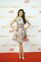 Pranitha Subash in lovely Flower Print Sleeveless Short dress ~  Exclusive 020.JPG