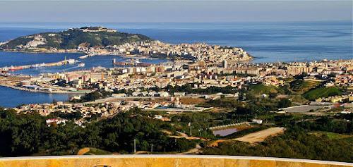 Vista de Ceuta – Espanha
