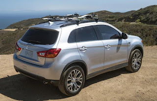 The 2017 Mitsubishi Outlander Sport Models