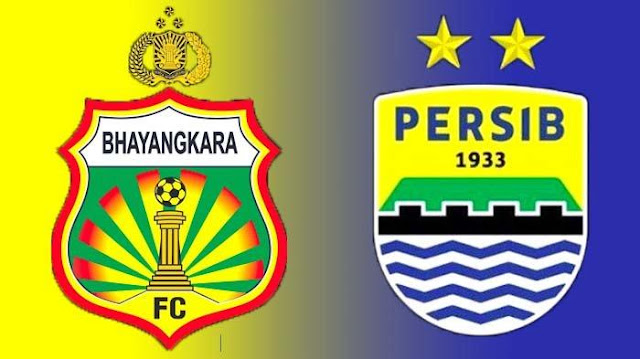 Jadwal & Prediksi Bhayangkara FC vs Persib Bandung